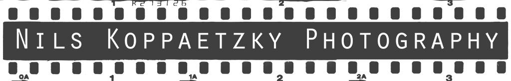 Nils Koppaetzky Photography Logo