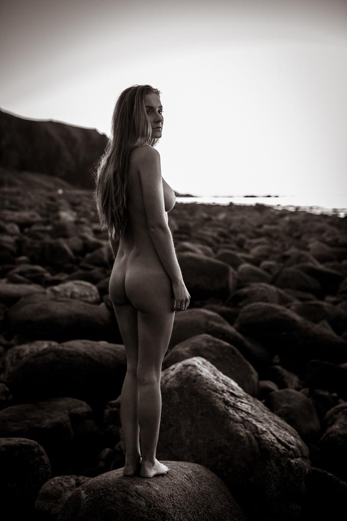 ... on the rocks III ...