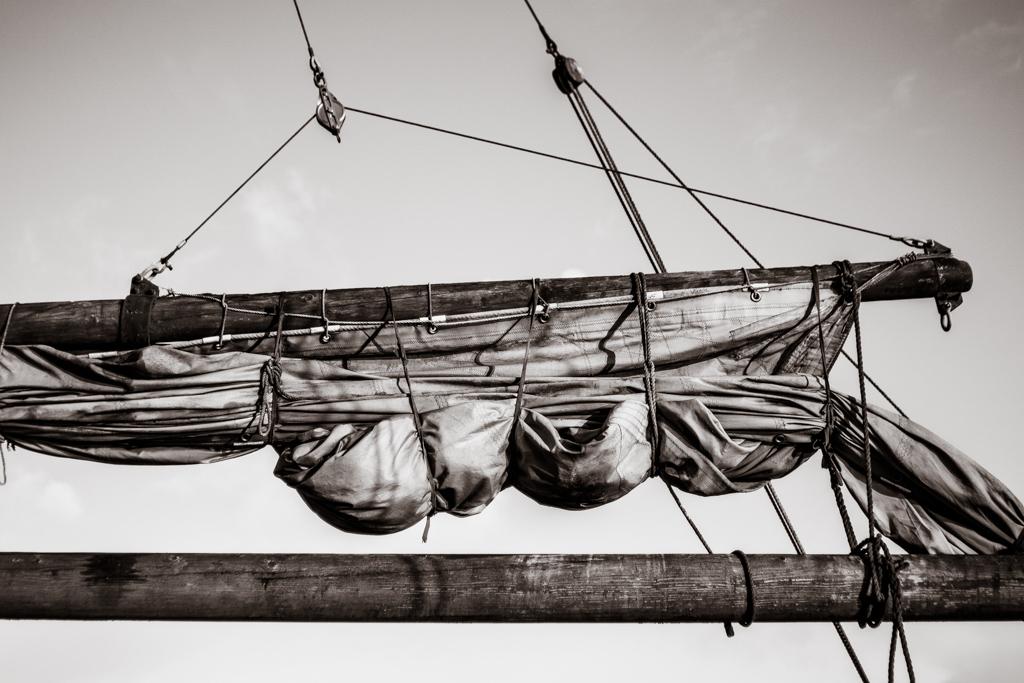 ... sail ...