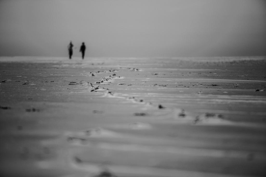 ... Strandwüste ...