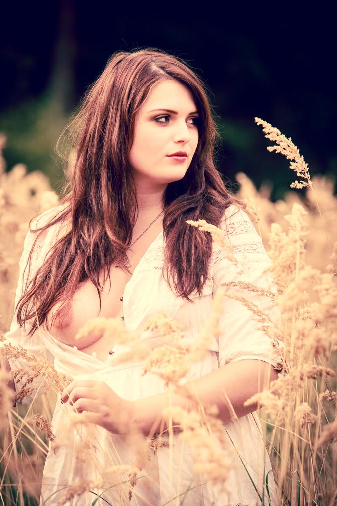 ... wild grass I ...