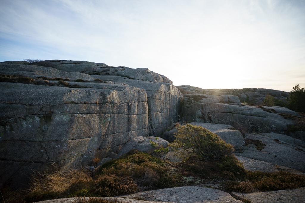 ... cliff ...