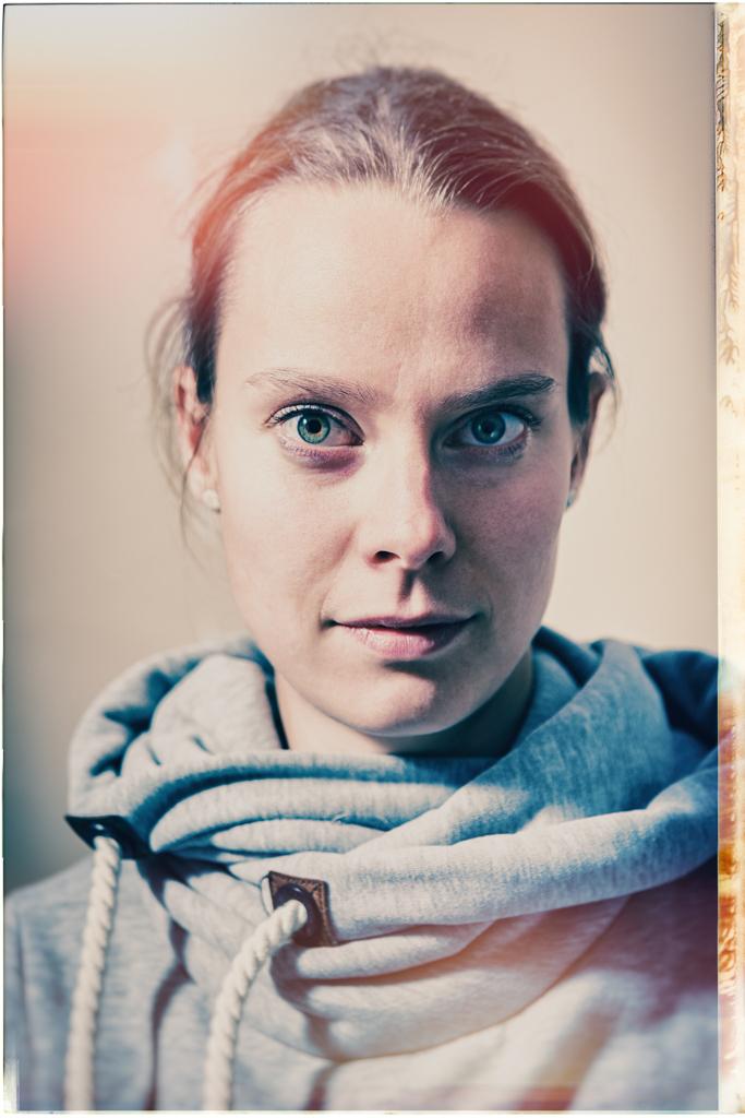 ... portrait III ...