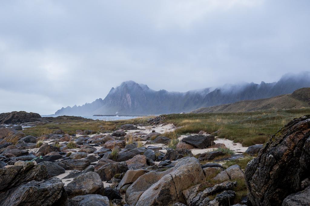 ... misty mountains ...